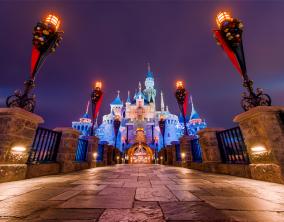 Land Tour 4D Hongkong Disneyland (Jan - Mar'18) WH01