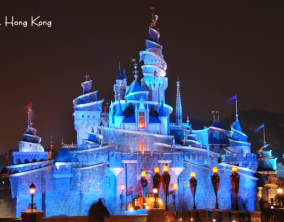 4D Hongkong Disneyland (11Jul - 31Oct'17) WH01 BY CX