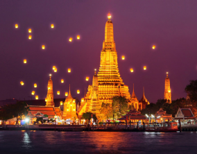 4D3N Bangkok Hua Hin Period Nov-Mar'18 (WH13)