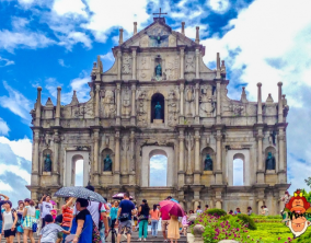 4D Hongkong Macau Tour By CX (Jan - Mar'18) WH01
