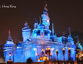 Land Tour 4D Hongkong Disneyland + Ocean Park (Jan - Mar'18) WH01