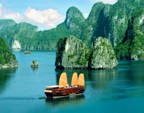 WH28 - Land Only 3D2N Hanoi Halong Cruise Trip ( JAN - DEC 2017 )