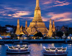 Crazy Deal 4D3N Bangkok - Pattaya Frosty Ice ( Dep : Senin, Rabu & Jum'at ) WH29 Period Oct - Mar'18