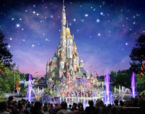 4D Hongkong Ocean Park + Disneyland By CX (Jan - Mar'18) WH01