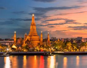 Best Deal 4D3N Bangkok - Pattaya Frosty Ice (WH11) Period 01 NOV - 31 MAR 2018