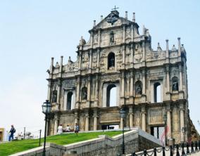 WH01 - 5D Shenzhen Macau Hongkong Super Express ( Mar - Jun'17 )