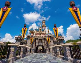 Crazy Deal By MH 4D3N Hongkong + Disneyland Period 03-31Jan'18 (WH25)