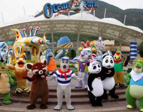 4D Hongkong Ocean Park + Disneyland By MH (Jan - Mar'18) WH01