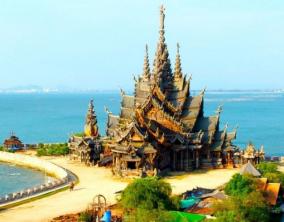 Best Deal 4D3N Pattaya Paradise - Bangkok (Dep Sep'17 - Mar'18)