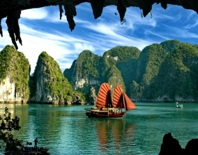 WH28 - Land Only 4D3N Hanoi Halong Stay On Cruise ( JAN - DEC 2017 )