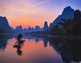 6D Guilin Express By China Airlines Dep Dec (WH01)